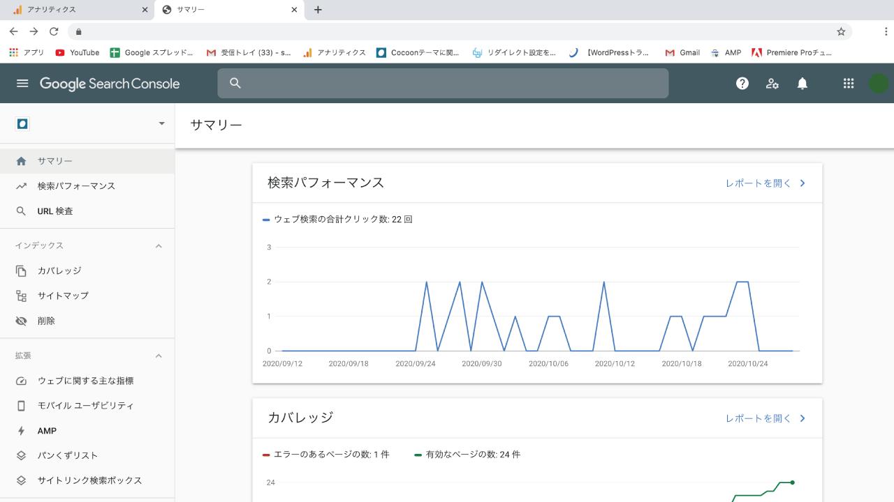 google-console